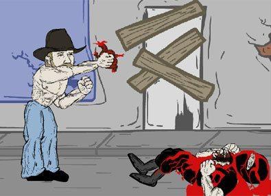 Atacul lui Chuck Norris