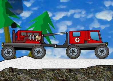 Camionul de Interventie