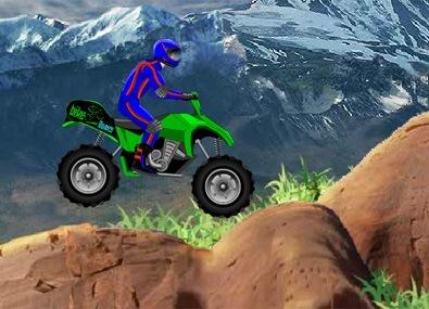 Cursa cu ATV-ul