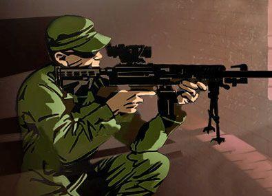 Misiune De Soldat