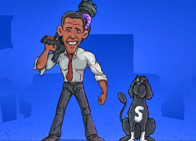 Obama si Extraterestrii